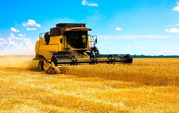 Используем систему мониторинга сельхозтехники